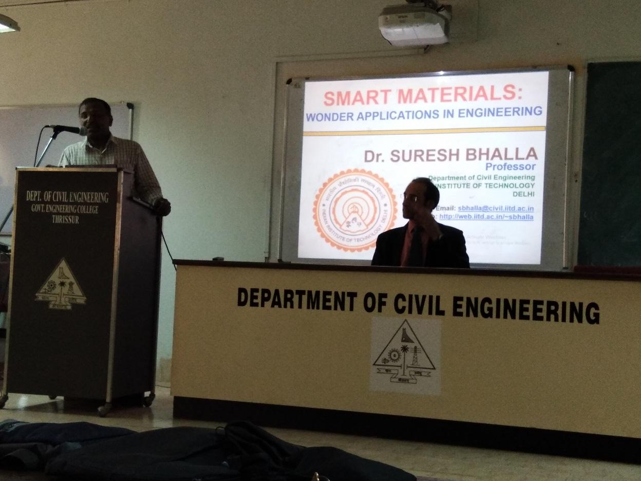 speech on civil engineering