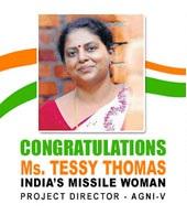 tessy thomas